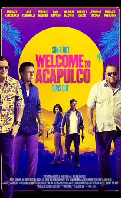 Ласкаво просимо в Акапулько